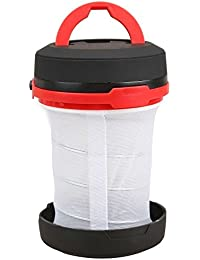 Evana Pop-Up Flashlight Lantern Ultralight Flashlight and Collapsible Lantern with Flip-up Hanging Handle for Outdoor Camping (Color available)