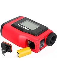 Boblov LW600PRO 600m Handheld Golf Télémètre 5 modes avec LCD externe Focus Ajustable pour Golf Chasse Batterie gratuity