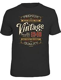 RAHMENLOS Original Geschenk T-Shirt Zum 70. Geburtstag