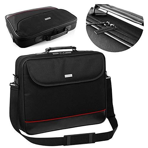 MOELECTRONIX MX Notebook Tasche Laptop Case Cover Hülle Schutz Etui für HP ZBook 17 G5 17,3''