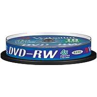 Verbatim DVD-RW Rohlinge 4x 4,7GB 10er Spindel kratzfest