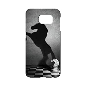 BLUEDIO Designer 3D Printed Back case cover for Samsung Galaxy S7 Edge - G1960
