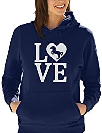 Green Turtle T-Shirts Love Horses Gift For Horse Lover Women Hoodie