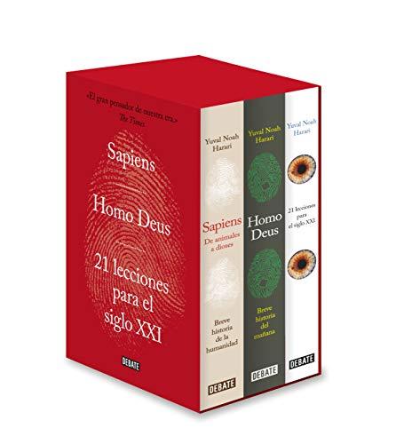 Obra completa: Estuche con: Sapiens   Homo Deus   21 lecciones para el siglo XXI: 18041 (Historia)