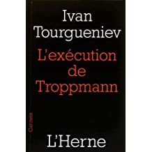L'exécution de Troppmann (1870)