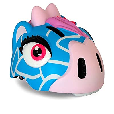 Kids Bicycle Helmet   Bike Helmet For Toddlers, Boys & Girls   Perfect For The Scooter, Tricycle, Skateboard And Bike   Adjustable & Safe   Size 49-55 CM   CE Certified Green Tiger Kids Bike Helmet from Crazy Safety