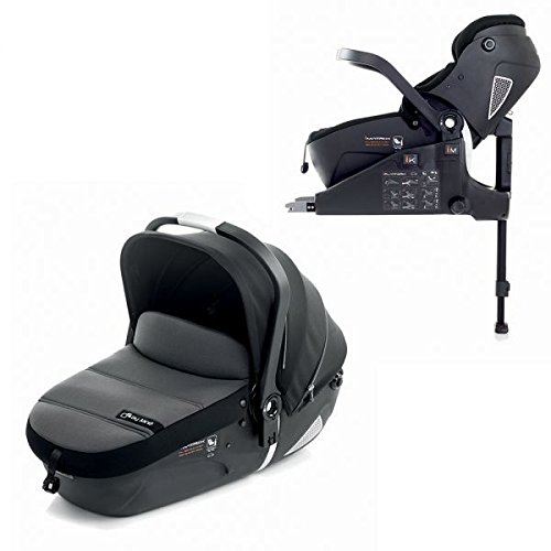 Coque évolutive Jane Matrix I-Size Black 2017 + base isofix
