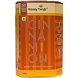 Honey Twigs 100% Natural Pure Cinnamon Infused Honey 240 Gm
