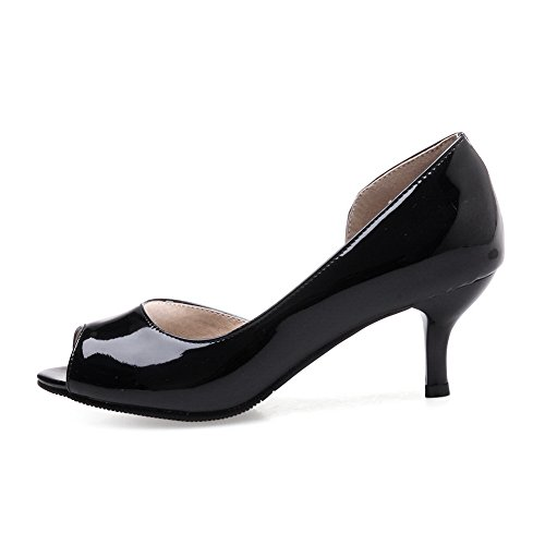 BalaMasa - Peep-Toe donna Black