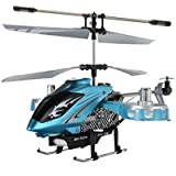 Toyzstation Remote Controlled 4 Channel Avatar Fighter, Blue