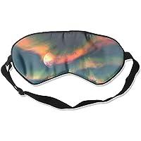 Sleep Eye Mask Cool Sky Moon Lightweight Soft Blindfold Adjustable Head Strap Eyeshade Travel Eyepatch E17 preisvergleich bei billige-tabletten.eu