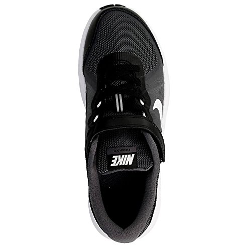 Nike Kids Fusion X 2 (Psv), Chaussures de Running Entrainement Garçon Multicolore - Negro / Blanco / Gris  (Black / White-Dark Grey)