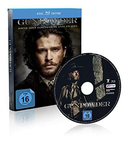 Gunpowder (Die Event Serie) (Steel Edition) [Blu-ray]