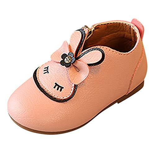 Linlink Baby Mädchen Jungen Lauflernschuhe Rutschfest Weiche Schuhe für Neugeborene 0-18 Monate