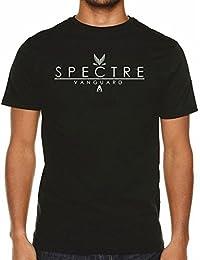 Mass Effect Gaming T-Shirt - SPECTRE VANGUARD Class Men's Black T-Shirt