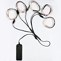 Elettroluminescente Wire (EL Wire) Splitter 5 X