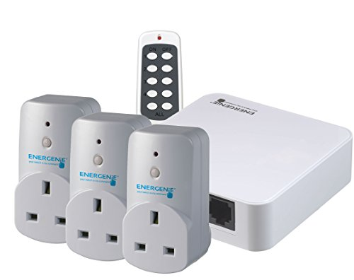 Alexa-compatible-Hub-and-Smart-Plugs-3-pack