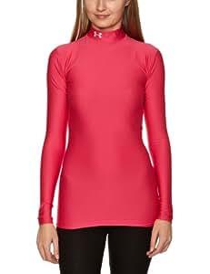 Under Armour Damen Shirt CG Compression Mock, gloss/gloss, XS