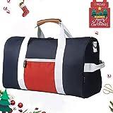 REYLEO Reisetasche Sporttasche Handgepäck Weekender Tasche für Damen und Herren mit ausreichend Kapazität von 27 Liter Wasserabweisend -RT02