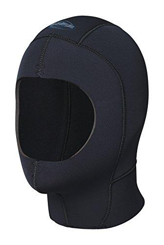 Bare Neo Hood 3mm – Kopfhaube XL ,schwarz
