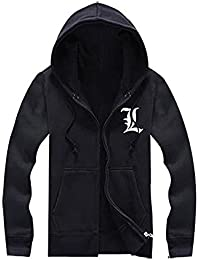 Death Note Kapuzenjacke Unisex Pullover Hoodie
