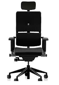 b rostuhl please mit kopfst tze von steelcase b robedarf schreibwaren. Black Bedroom Furniture Sets. Home Design Ideas