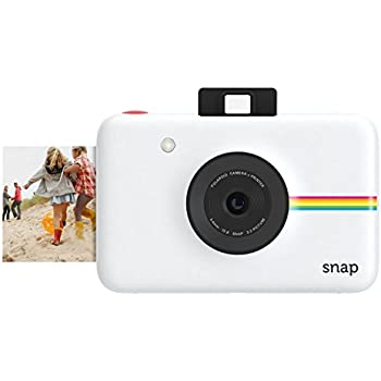 Polaroid Snap Instant Digital Camera wih ZINK Zero Ink ...