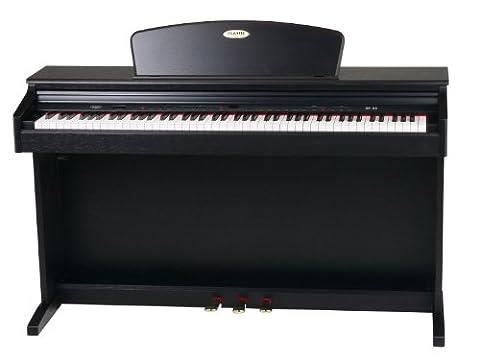 Classic Cantabile DP-90 RH Digitalpiano Rosenholz (88 Tasten, 3 Pedale,
