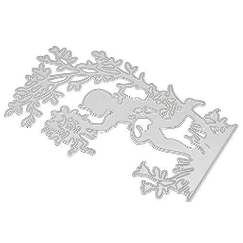 Stanzschablonen für Scrapbooking, DIY Stanzformen, Metallschablone, Album, Scrapbooking, Prägung, Schablone Cutting Dies von fiosoji (Mickey-papier-stempel)