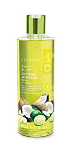 Grace Cole Coconut and Lime Body Wash, 500ml