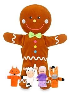 Fiesta - Marioneta de Dedos Crafts T-2734 (Importado)