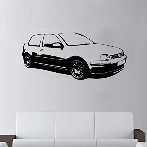 Diy Auto Gti Wall Art Decor Pegatina Gigante Para