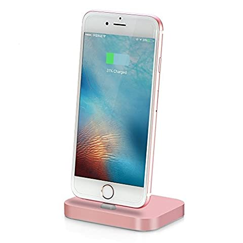 Batterie Gold Iphone 5s - iPhone Chargeur Station d'accueil Dock - TUOUA