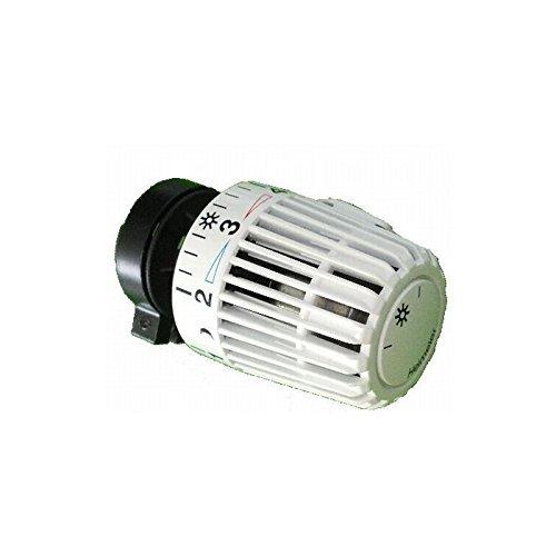 Heimeier Thermostatkopf Modell K 9700-24.500 für Danfoss 26mm Klemmring Ventile
