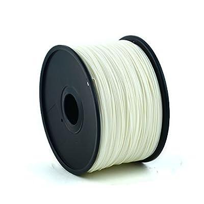 1KG spule of Technologyoutlet weiß 1.75mm ABS filament premium qualität für am meisten 3D drucker