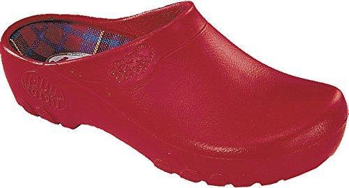 Jolly Fashion Clog, Sneakers da Uomo Rosso