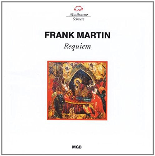 Preisvergleich Produktbild Frank Martin: Requiem