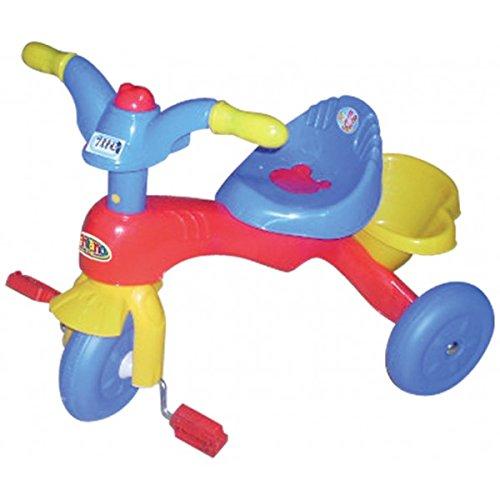 Mario Schiano - Triciclo Skeggia Colore Rosso
