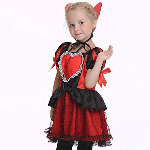 Tutu Für Erwachsene Kostüm Niedliche - DUQA Festliche Performance Kost¨¹m Halloween Queen Dress Up Anzug Kleid Halloween-Kost¨¹m