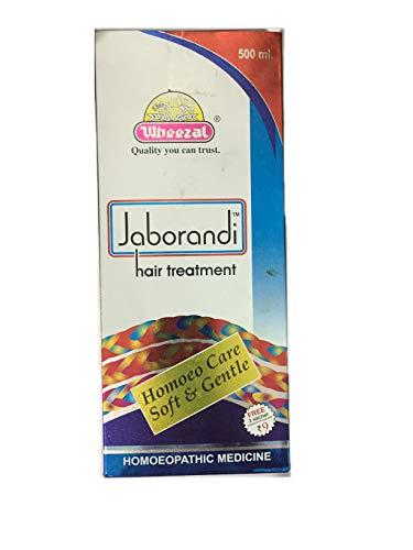 Wheezal Jaborandi Hair Treatment