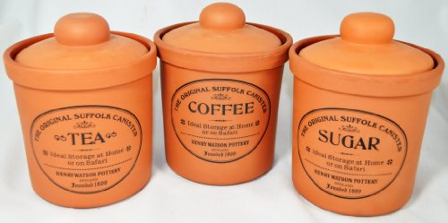 Henry Watson Original Suffolk Tea Storage Jar