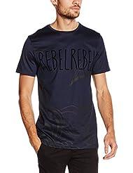Antony Morato Stampa Rebel Rebel, T-Shirt Homme