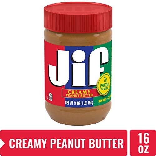 JIF Erdnußbutter Creamy 454g