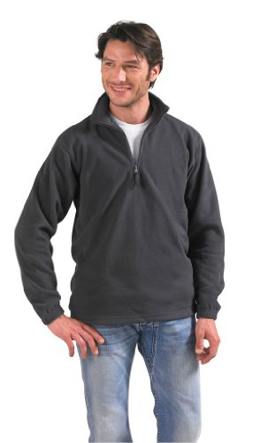 Sols Half-Zip Fleece Ness blu navy