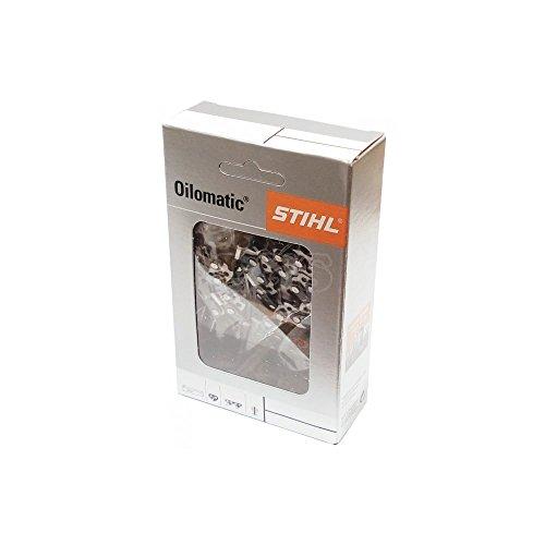 Stihl Sägekette Picco Super (Vollmeißel) 3/8 1,3 44 Glieder für 30 cm Schwert MS 018 180 211 231 200