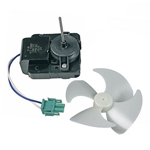 Ventilator Lüfter mit Flügel Gefrierschrank Liebherr 6118102 -