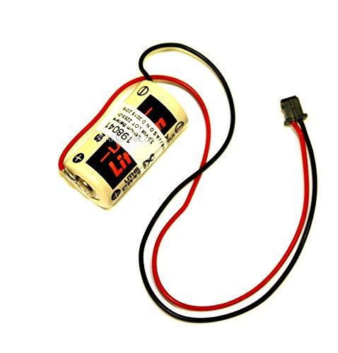 Pile au lithium de rechange pour projecteur mitsubishi cR17335SE-r/q6BAT/130376, q6–bAT-c10811H03 bKO 624–1831