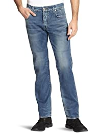 G-star - Morris Low Straight Uv Aged - Jean - Homme