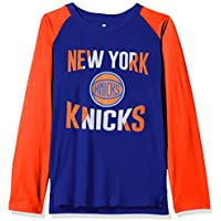 timeless design 75ac5 fab16 NBA by Outerstuff NBA Youth Boys Free Throw Long Sleeve Fashion Tee