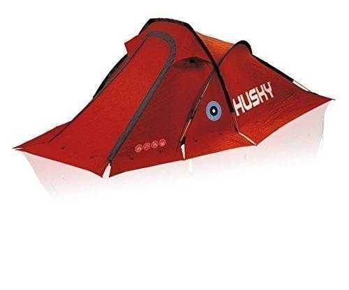 Husky Outdoor Extrem Zelt Flame 1-2 Personen rot